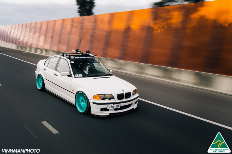 BMW E46 M-Tech Side Splitter | Flow Designs Australia
