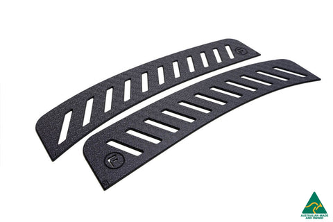 Mitsubishi Lancer Evolution X CZ4A Window Vents