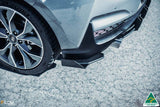 Hyundai i30 N Line Hatch Rear Spats/Pods Winglets