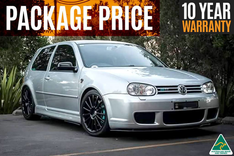 MK4 Golf R32 Full Lip Splitter Set