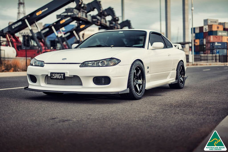 S15 Front Lip Splitters, Side Extensions & Rear Pods/Spats