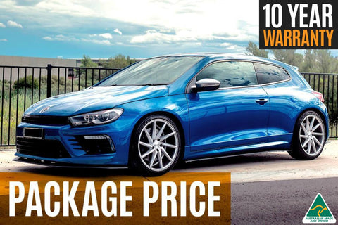 Buy Scirocco R Front Lip/Side Skirt Splitters & Rear Pods/Spats Online