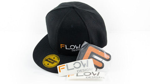 Buy Flow Designs Snapback Hat Online