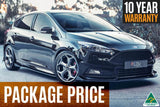 Buy Ford MK3.5 Focus ST Full Splitter Set | Flow Designs Australia