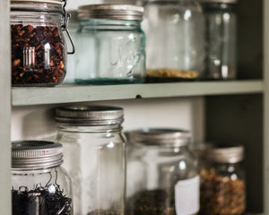 Pantry Staples That Take The Stress Out of Cooking