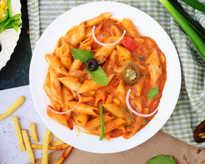 Tomato Basil and Chipotle Pasta Recipe