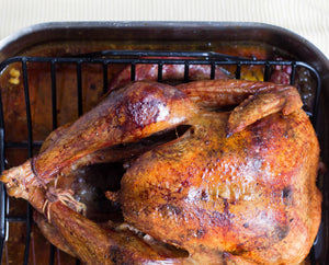 Simple Roasted Turkey Recipe