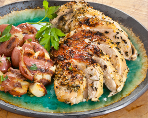 Tarragon Chicken Rub Recipe