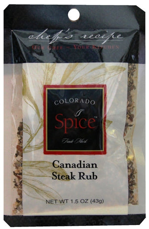 Canadian Steak Rub