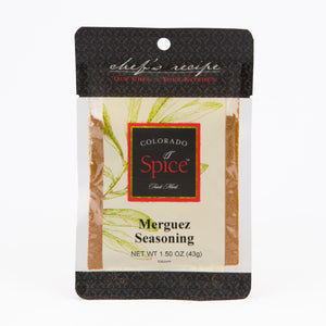 Merguez Seasoning