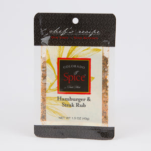 Burger Spice Bundle (6-Pack Variety Spice Blends)