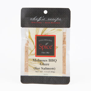 Molasses BBQ Salmon Glaze