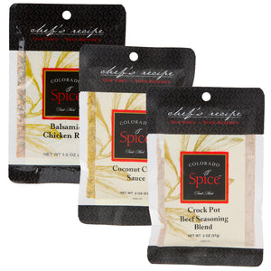 Fall Spice Bundle (6-Pack Variety Spice Blends)