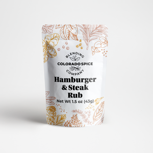 Hamburger & Steak Rub