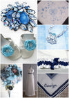Eco-Beautiful Weddings: Something Blue Inspiration