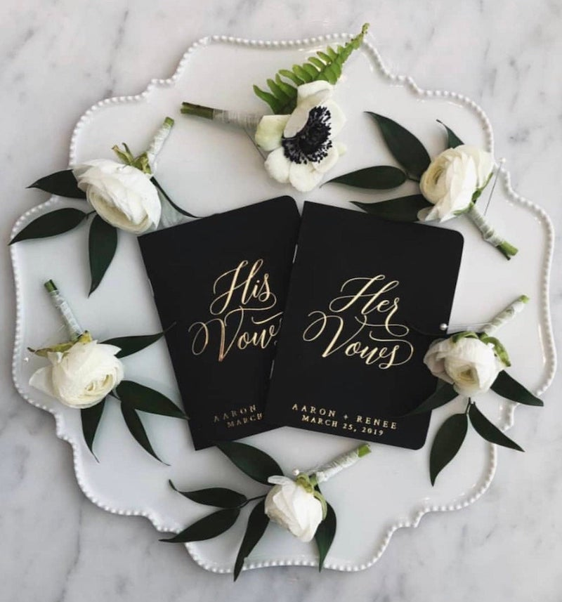 Black Wedding Vows Books