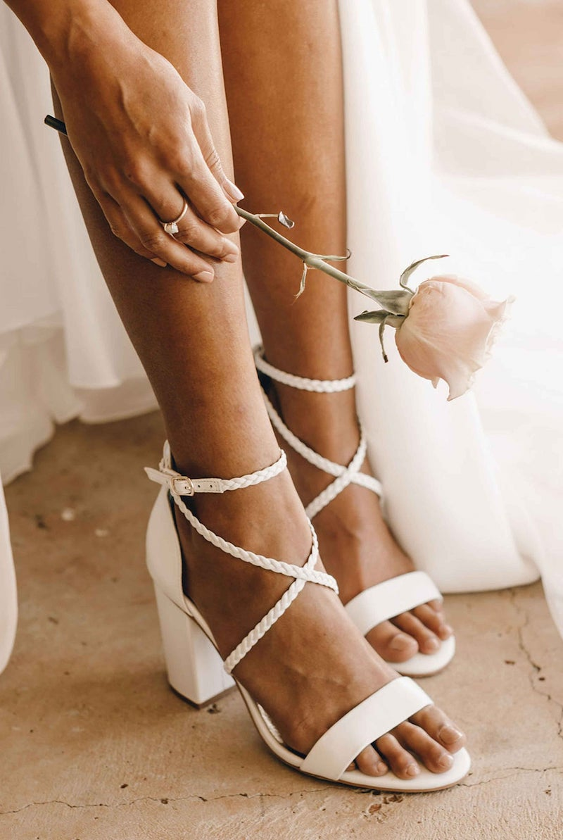 Boho Bridal Shoes