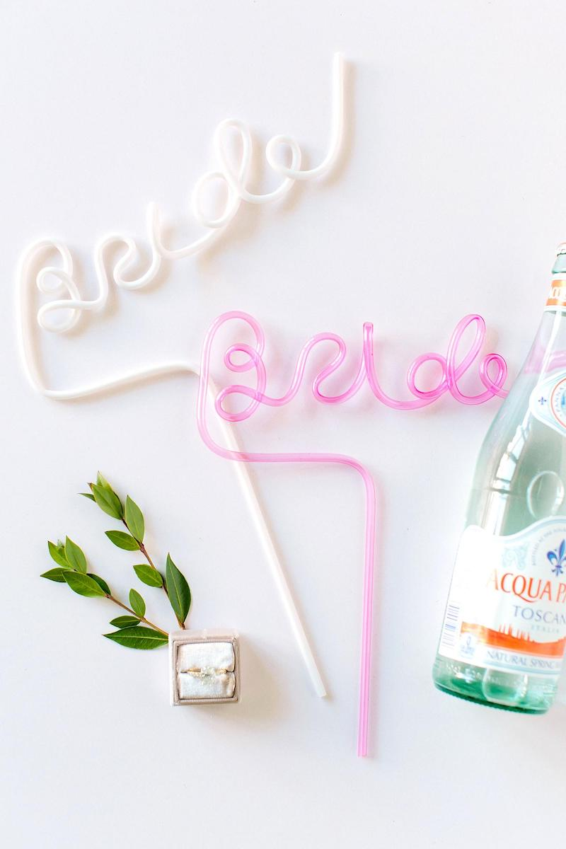 Bride Straw - Fun Gift for Bride to Be