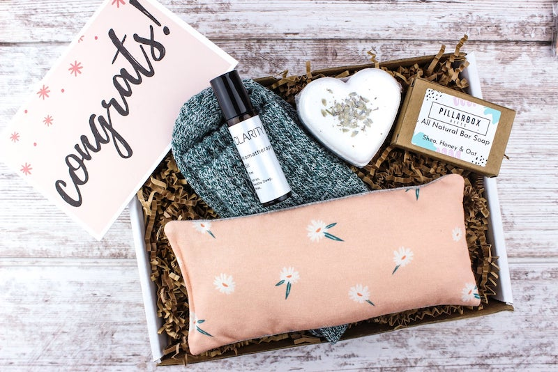 Bride to Be Stress Relief Box Bridal Shower Gift