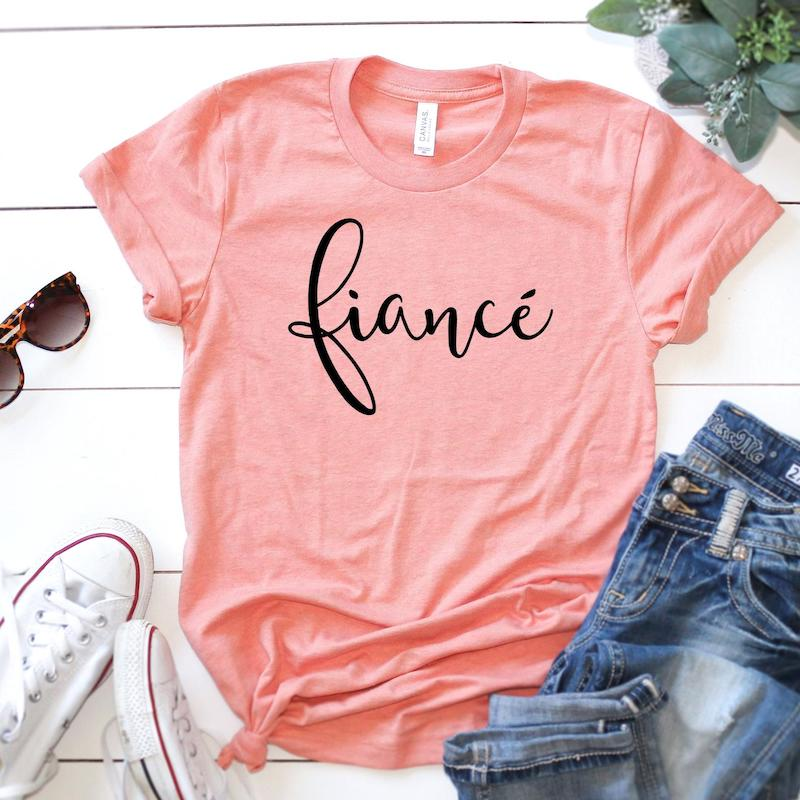 Coral Fiance Shirt