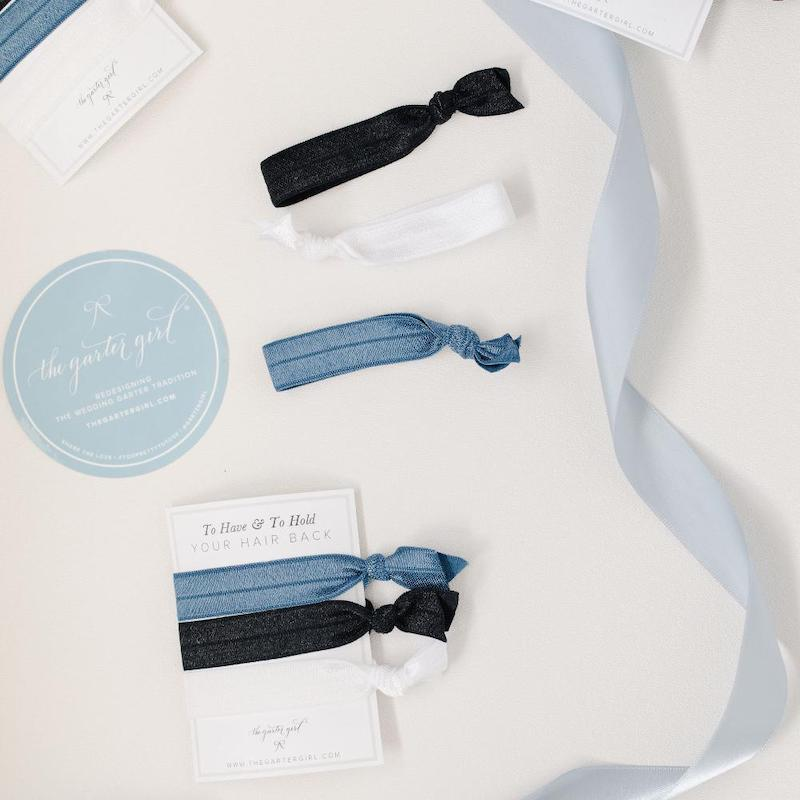 Hair Ties for Bachelorette Party Gifts