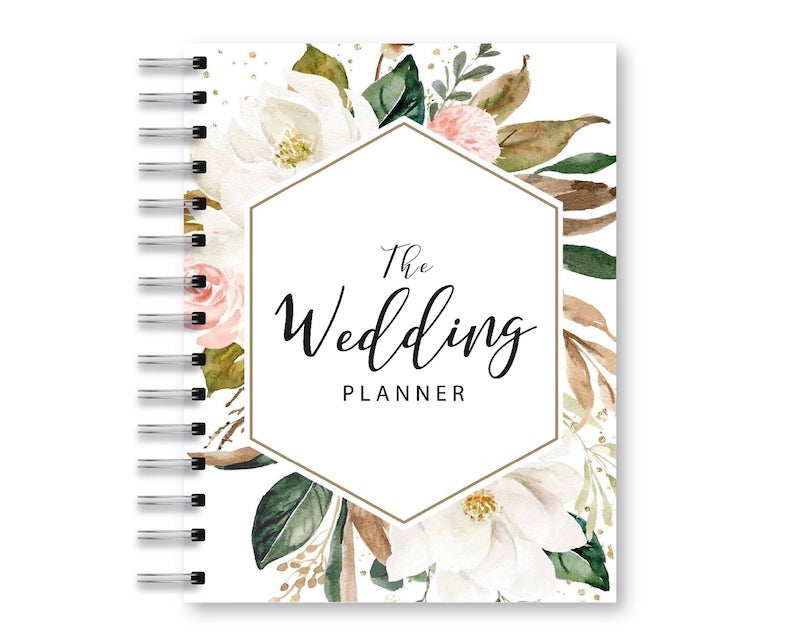 Luxury Wedding Planning Printable Book