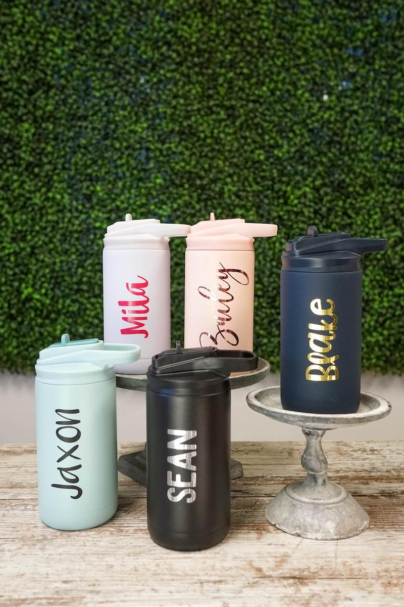 Personalized Kids Water Bottles