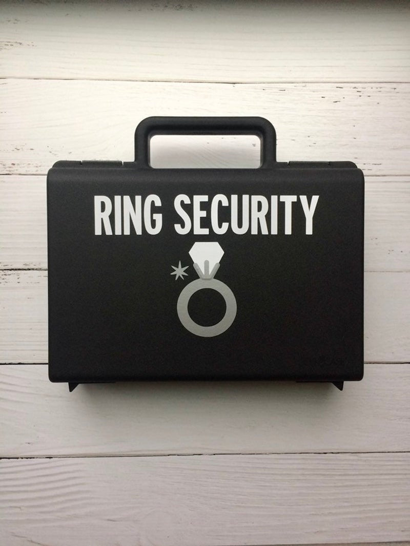 Ring Security Briefcase