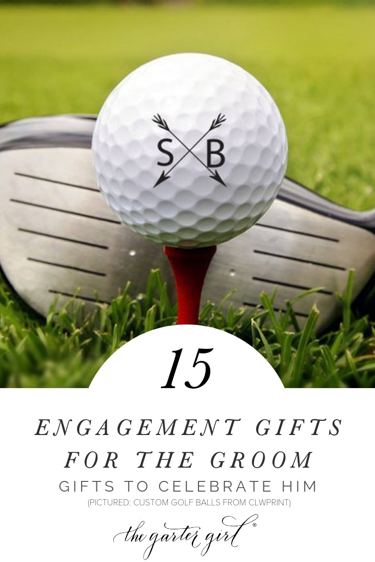 engagement gifts for the groom