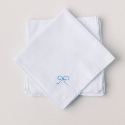 Happy Tears Wedding Handkerchief