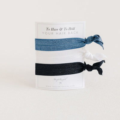 To Have & To Hold Your Hair Back Gift Pack