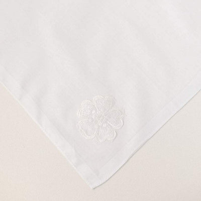 Vintage Wedding Dress Lace Handkerchief