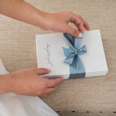 The only bridal shower gift card that will create a lifetime of memories.