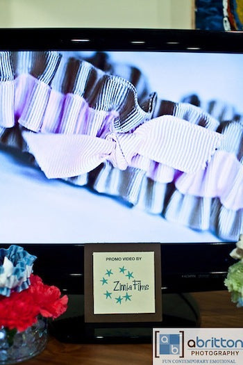 Eco-friendly-wedding-garter-promo-video-The-Garter-Girl-by-Julianne-Smith