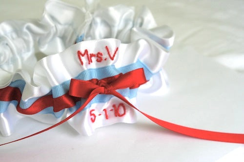 Modern-white-red-and-something-blue-garter-The-Garter-Girl-by-Julianne-Smith