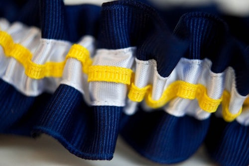 Navy-white-and-yellow-nautical-inspired-wedding-garter-The-Garter-Girl-by-Julianne-Smith