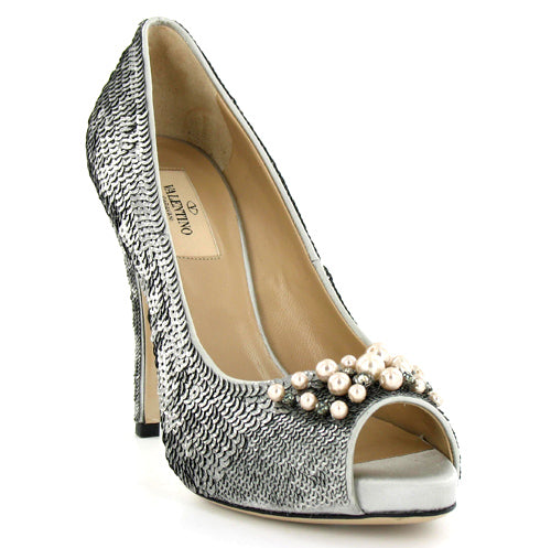 Valentino Sequins Shoes