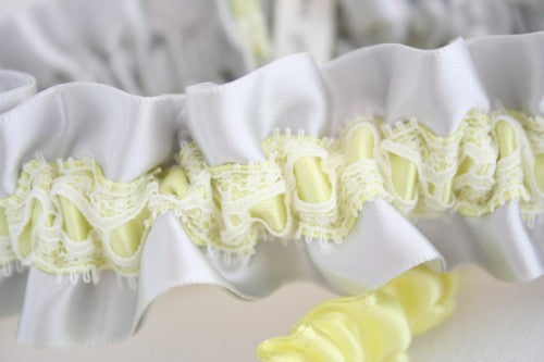 Wedding Garter - Style 271 - The Garter Girl3