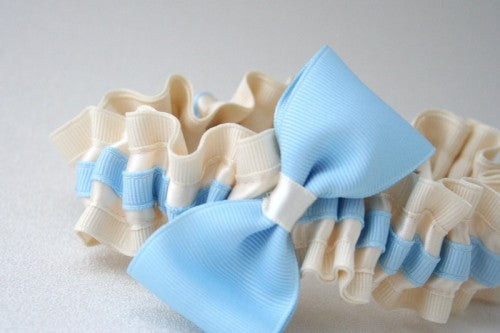 bow-something-blue-wedding-garter-The-Garter-Girl