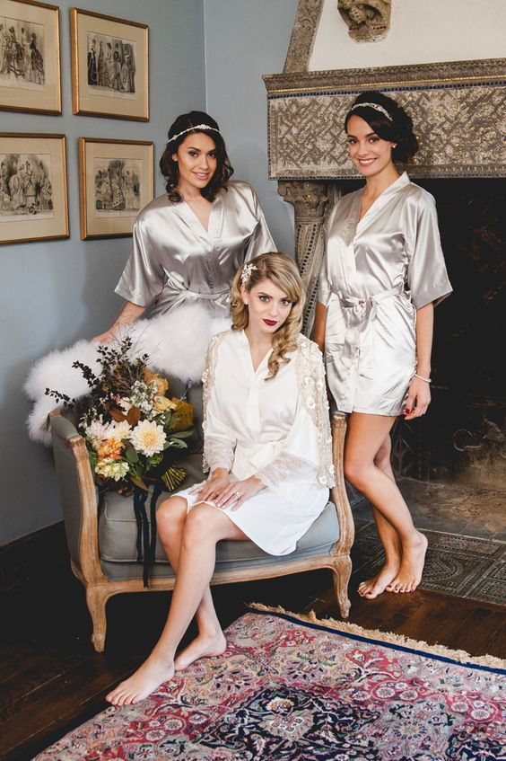 bridal-party-vintage-glam-wedding-amanda-lauren-photography