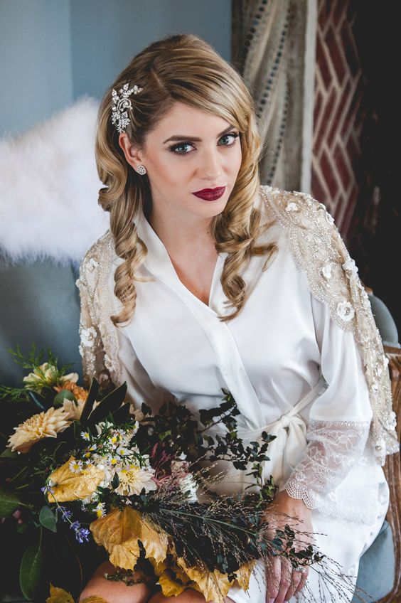 bridal-style-vintage-glam-wedding-amanda-lauren-photography