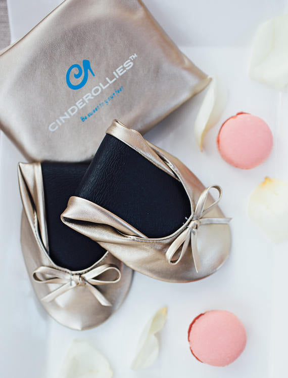 flat slip on shoes for bridesmaid gift