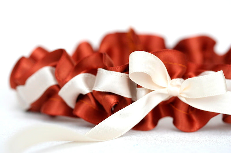 burnt-orange-wedding-garter-The-Garter-Girl-1