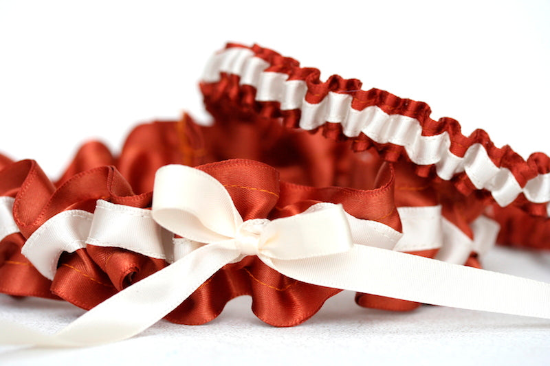 burnt-orange-wedding-garter-The-Garter-Girl-2