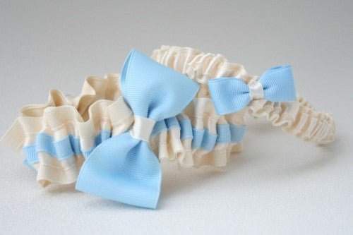 custom-something-blue-wedding-garter-The-Garter-Girl