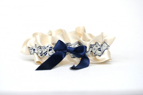 custom-wedding-garter-ivory-navy-blue-The-Garter-Girl-by-Julianne-Smith