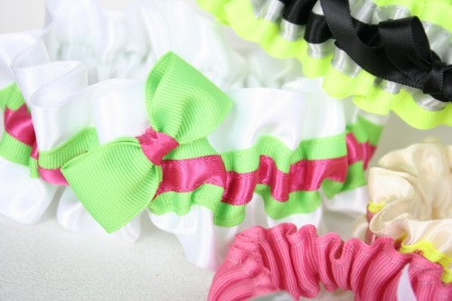 designer-neon-wedding-garters-The-Garter-Girl