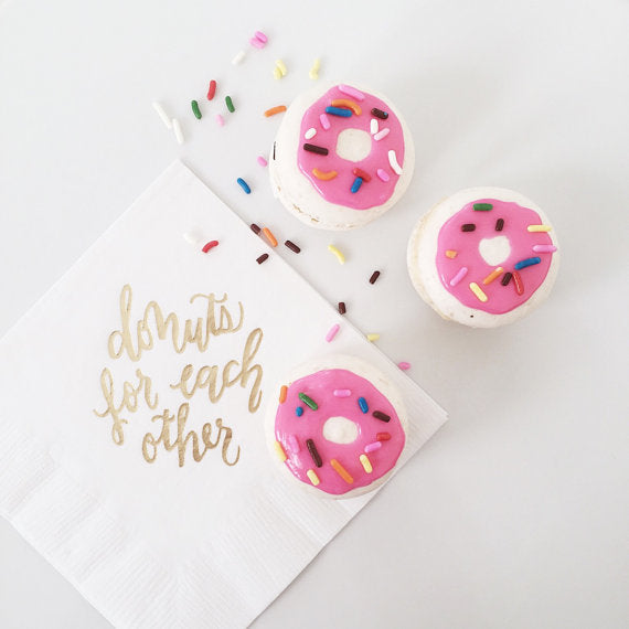 donuts-for-each-other-coctail-napkins