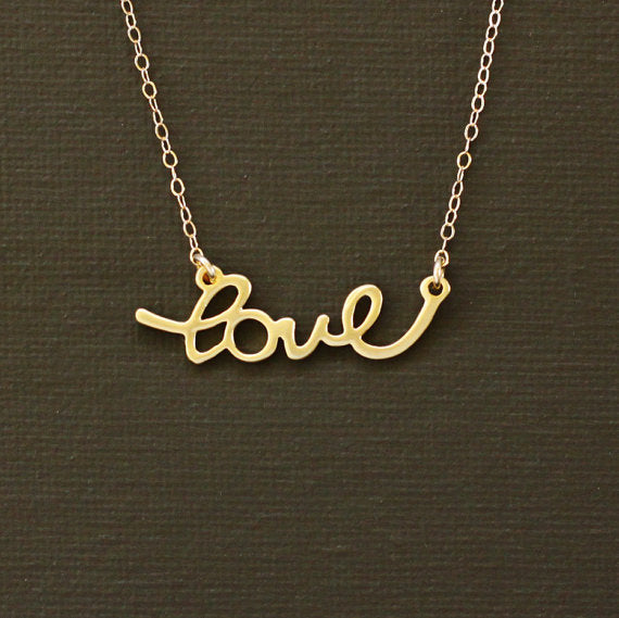 gold-love-necklace