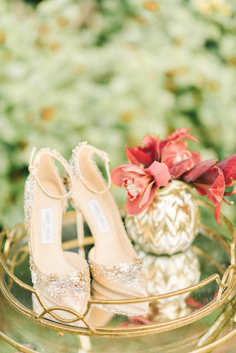 gold-shoes-luxurious-winter-wedding-inspiration-Liz-Fogarty-Photography